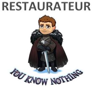 Torqus - Don't be like Jon Snow - Be a Smart Restaurateur